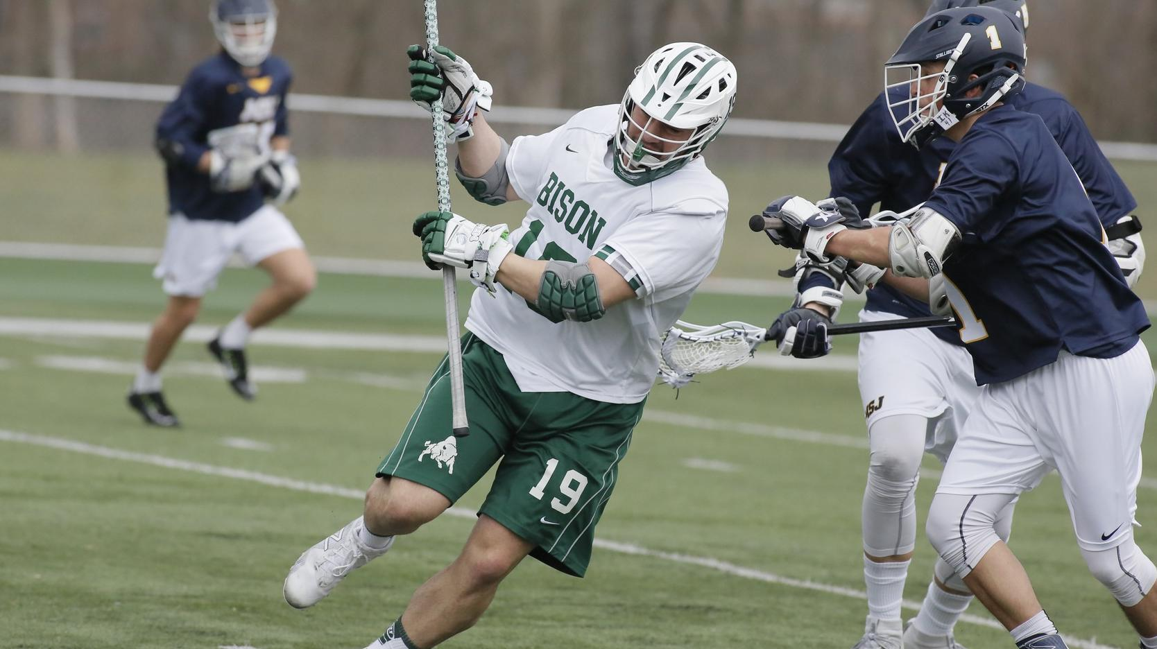 Men's lacrosse falls at Transylvania in ORLC opener