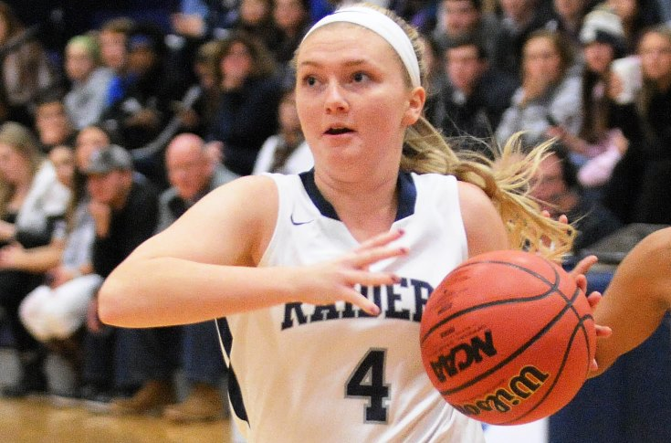 Women's Basketball: Late rally falls short in 64-55 loss to Albertus Magnus