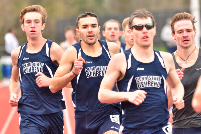 Men's Track and Field Open at Mount Union