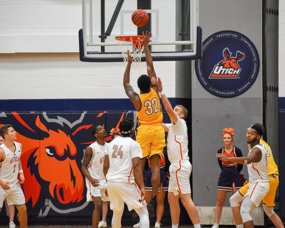 MBB: Wildcats Beaten on the Road by Rival Utica College.