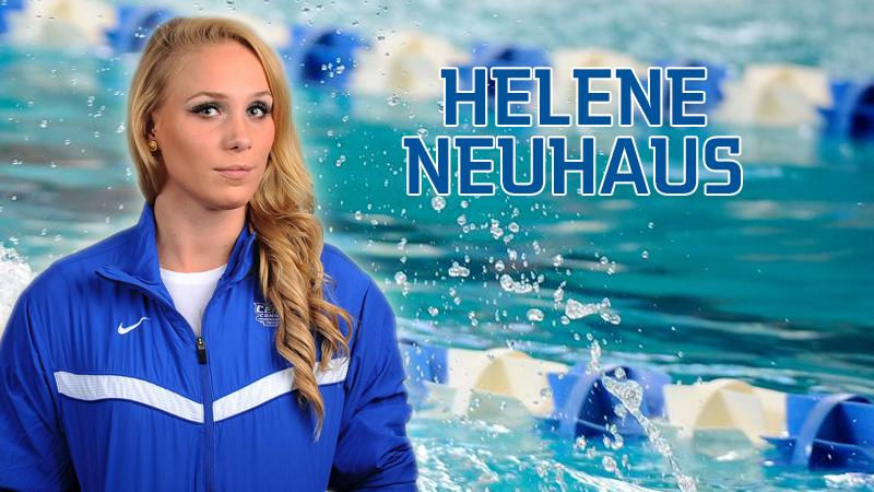 Neuhaus Selected to Swim at European Championship