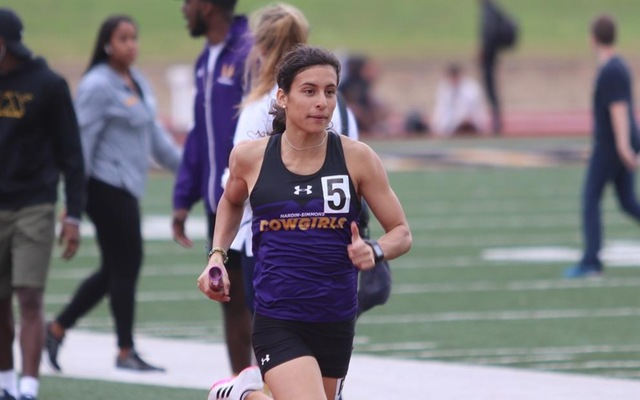HSU Track Competes at Texas State Relays