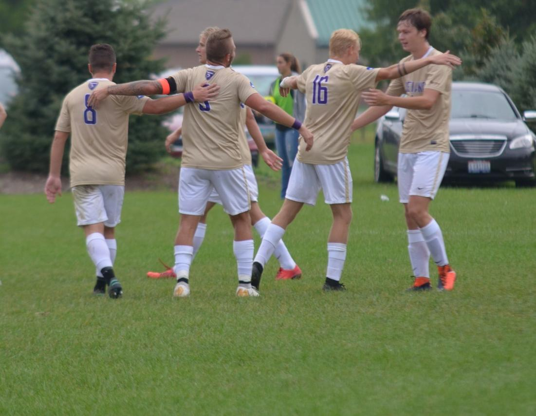 Season's First Clean Sheet Propels Men's Soccer to Victory