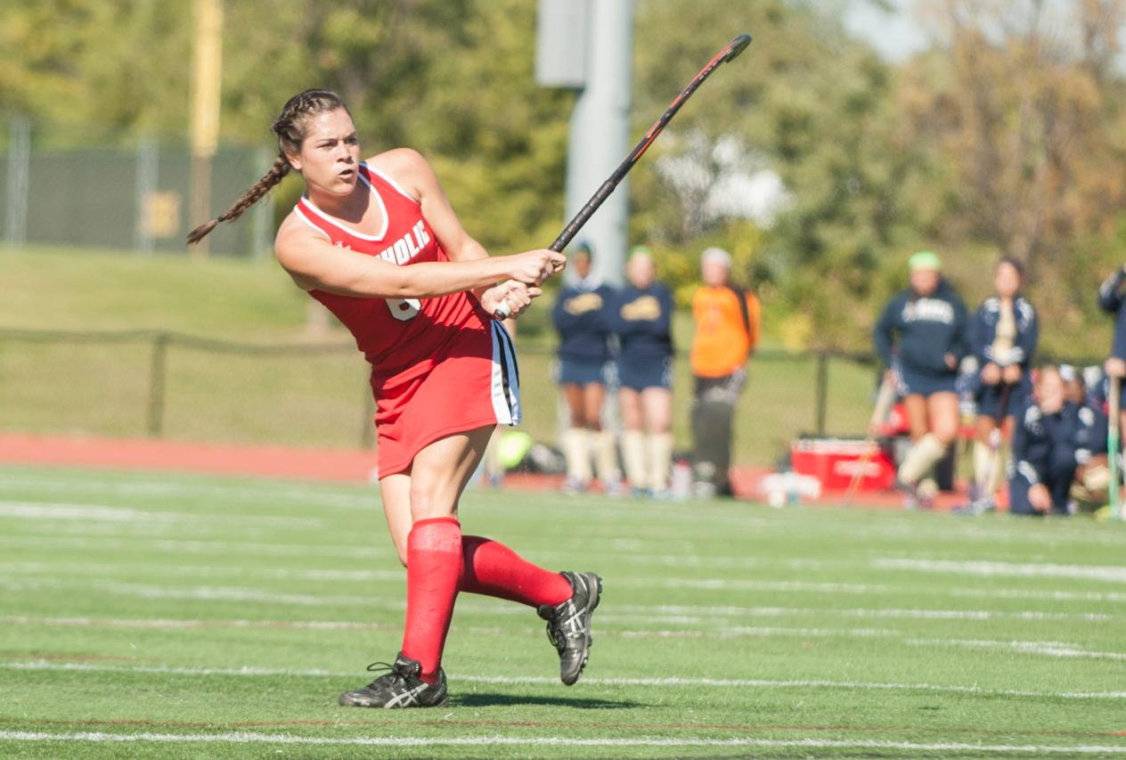 Cardinal Field Hockey Earns Second Shutout Victory at Home