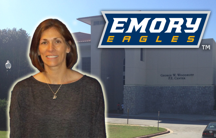 Emory Names April Flint Assistant AD - Will Head Up Recreation & Play Emory Program