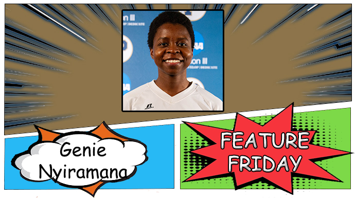 SLIAC Feature Friday with Genie Nyiramana