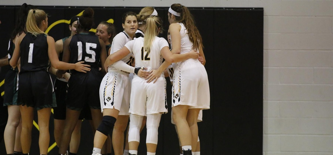 Stretch Run Coming Up As Women's Basketball Continues G-MAC Play This Week