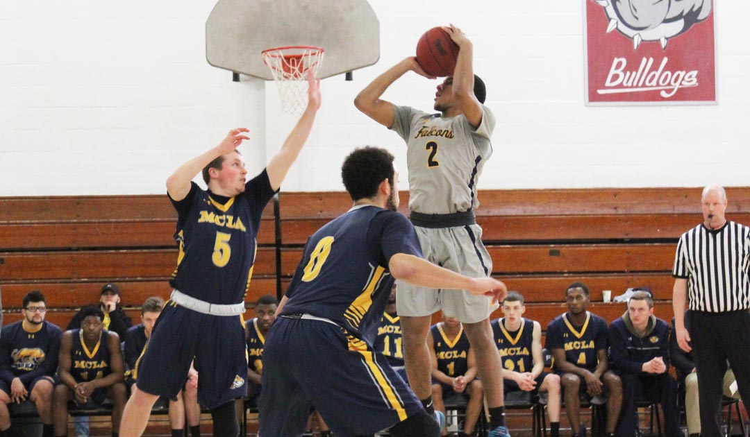 Men's Basketball Falls To Villa Maria In The Season Opener