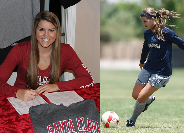 Meet the Future of Santa Clara Women's Soccer: Jordan Jesolva