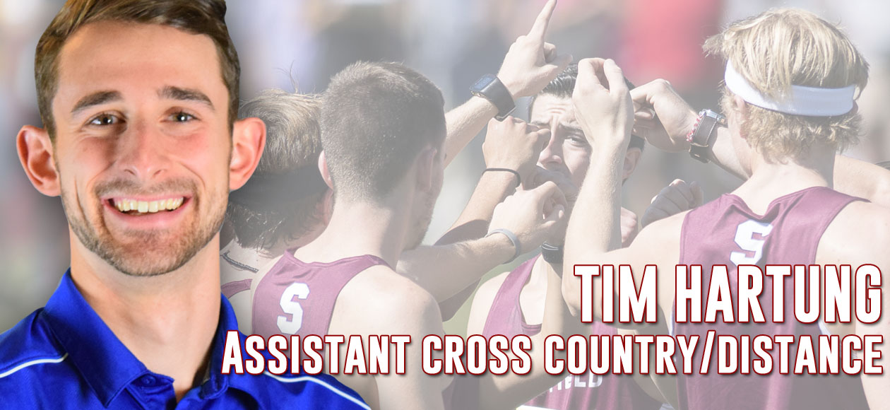 Tim Hartung Named Full-Time Assistant Cross Country/Distance Coach at Springfield College