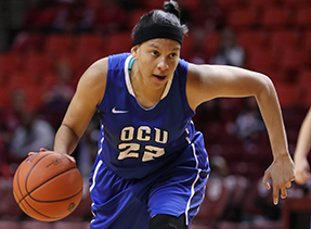 Division I Women?s Basketball Player of the Week ? No. 1