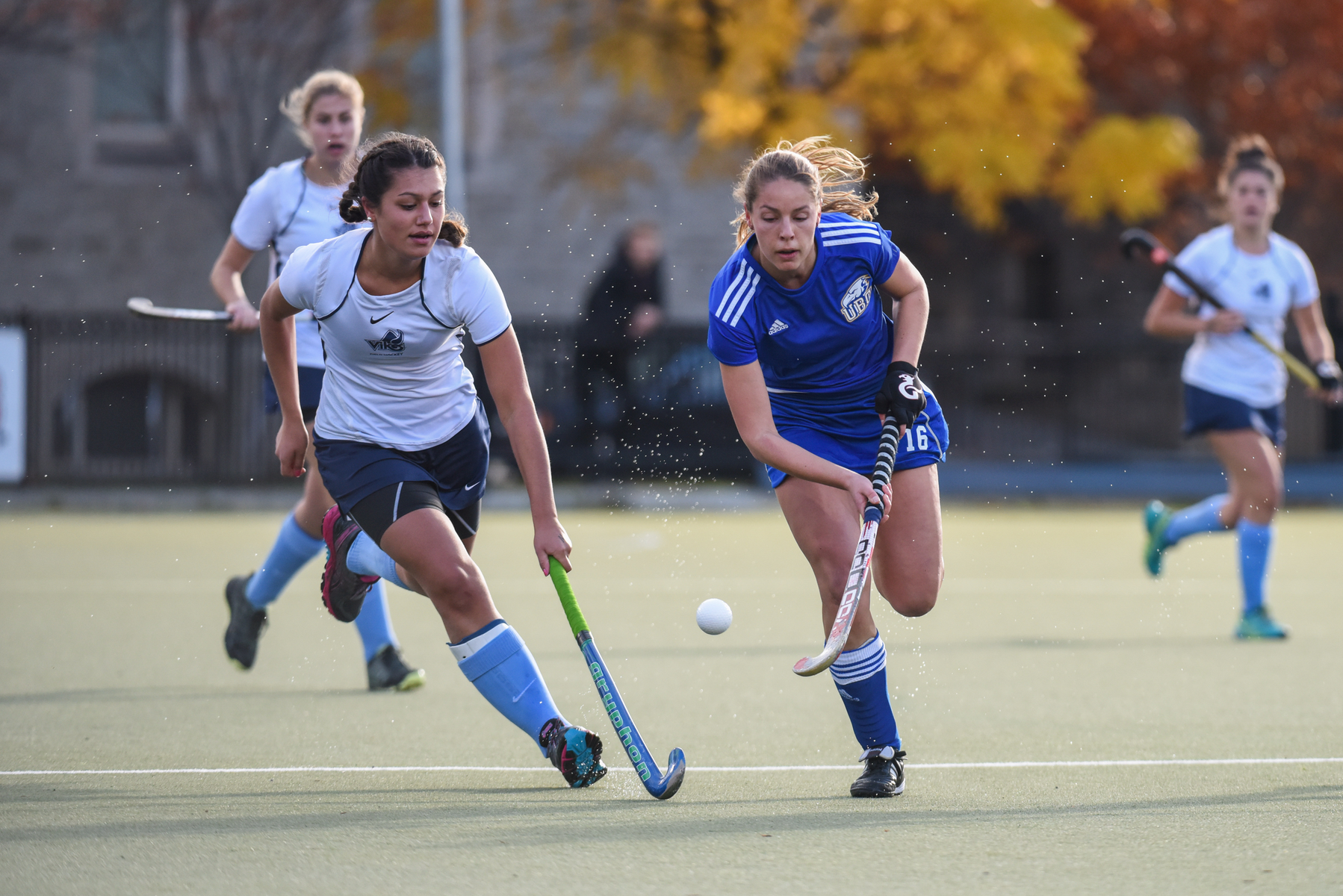 GAME 3: 42nd CIS women's field hockey championship  Canada West battle ends in 1-1 draw