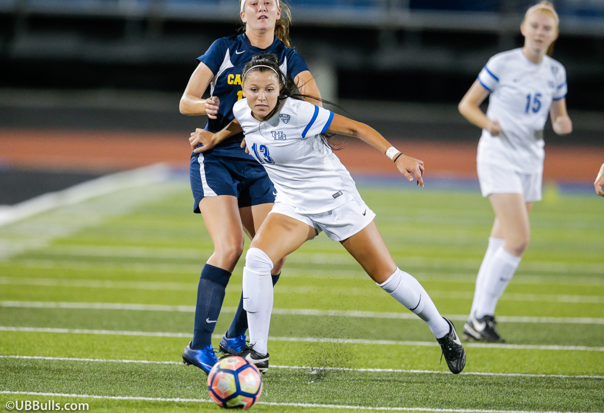 Women's Soccer Drops Exhibition Opener To Cleveland State, 1-0