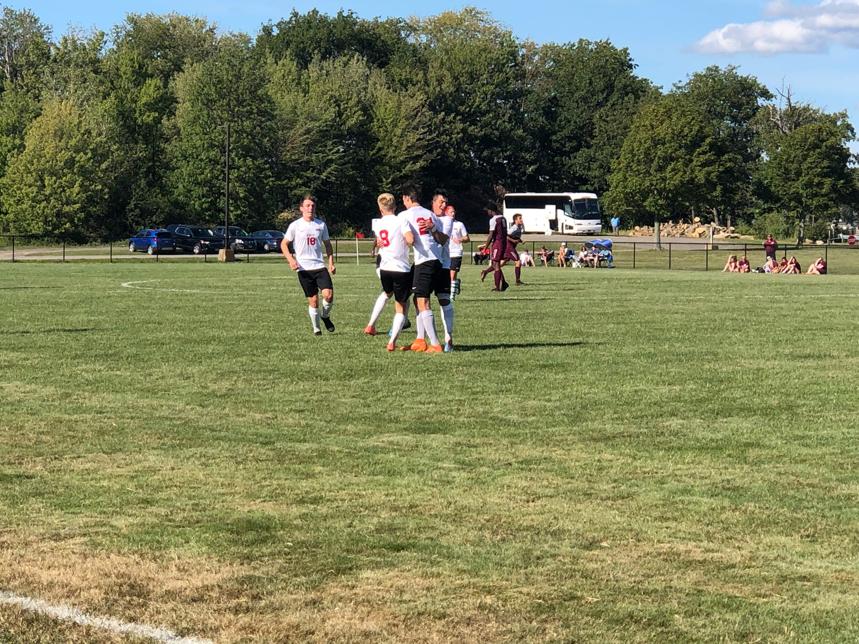 Erie CC Soccer Teams Take Both Games against Jefferson CC.