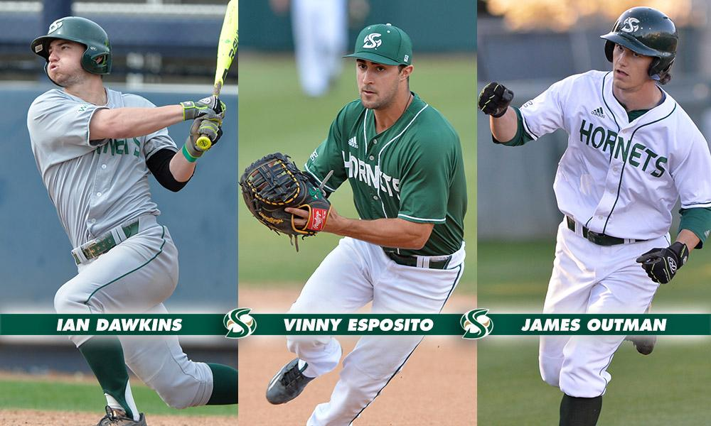 THREE NAMED TO ALL-WAC PRESEASON TEAM; HORNETS BASEBALL PICKED THIRD IN PRESEASON WAC COACHES POLL