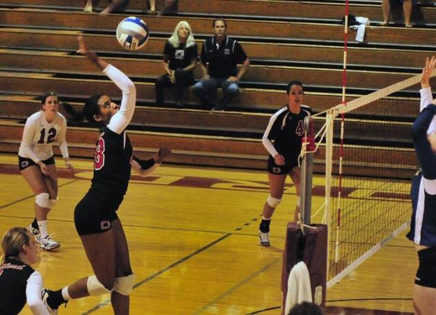 French Helps Guilford Blank Salem, 3-0
