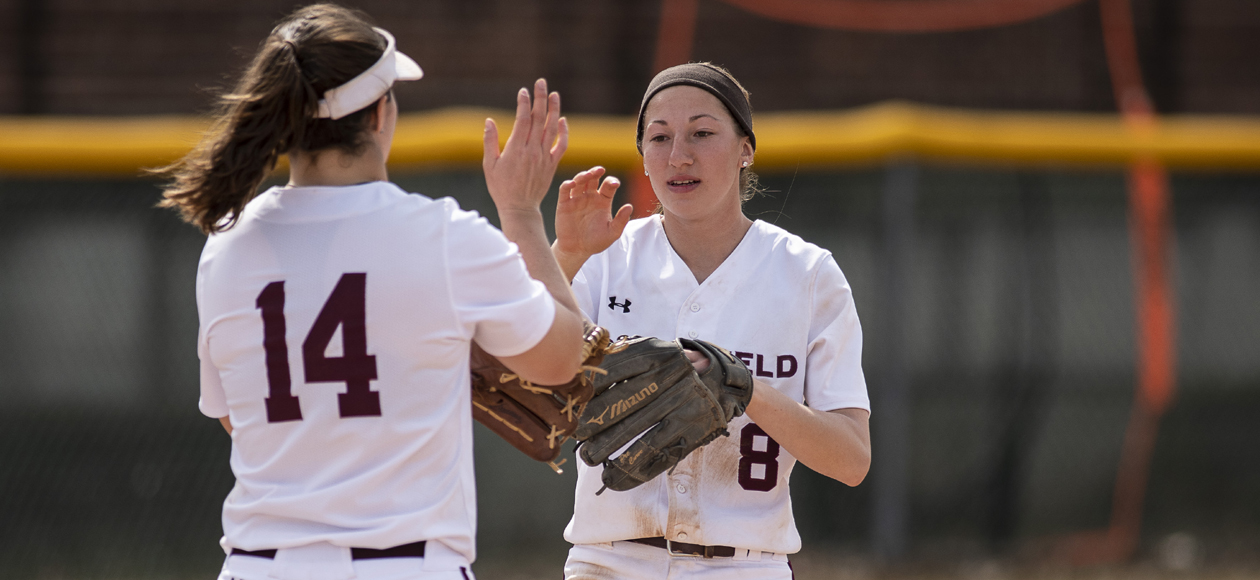 Softball Falls to Babson, 1-0, in NEWMAC Championship Tournament Elimination Game