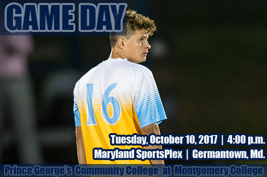 Prince George's Heads To Montgomery For Annual Rivalry At The Germantown SoccerPlex On Tuesday