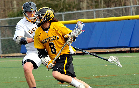 Men's Lacrosse Defeated by Kean