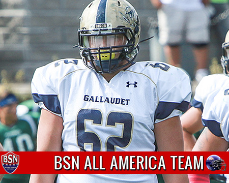 Langan, Flores and Talaat named to the Beyond Sports College Network D3 All-America Team