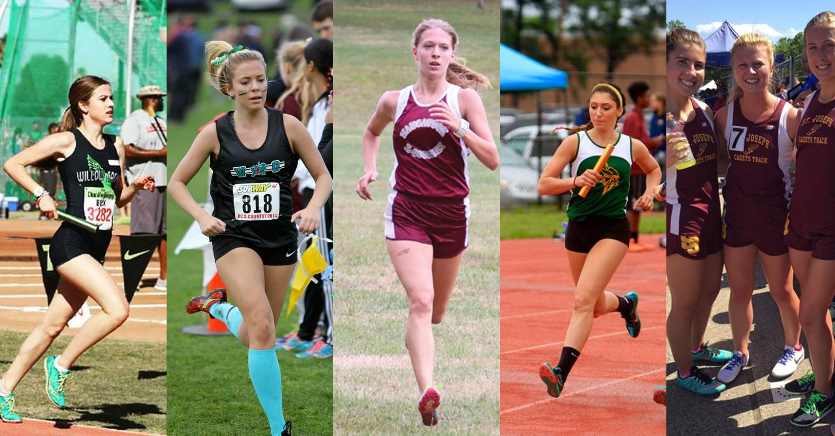 Cross Country Signs Five Freshman for 2016 Season