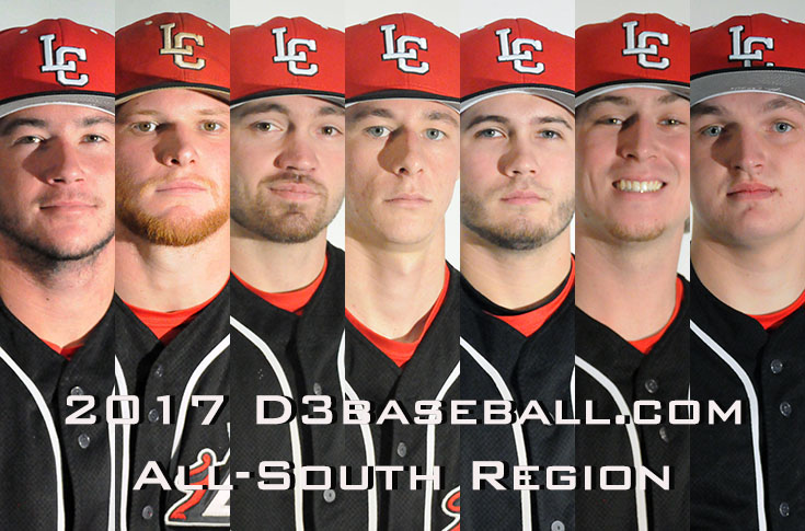 2016-17 Review/Baseball: Seven Panthers named D3baseball.com All-South Region