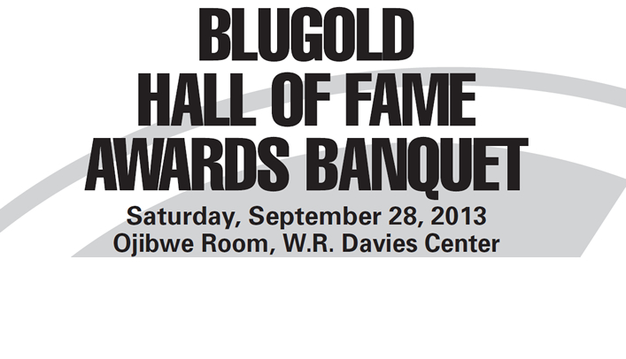 UW-Eau Claire Athletics Hall of Fame Banquet - September 28