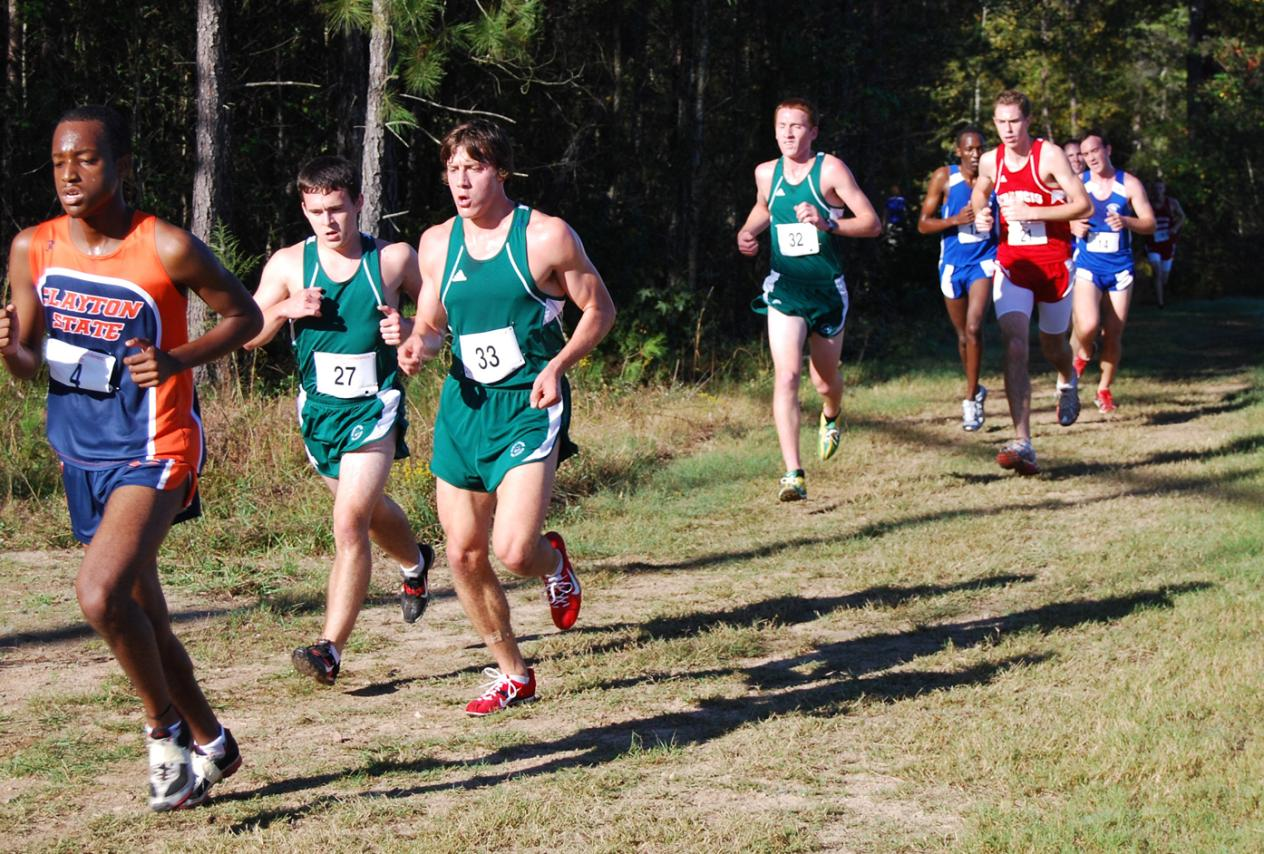 Georgia College Cross Country Takes Academic Honors