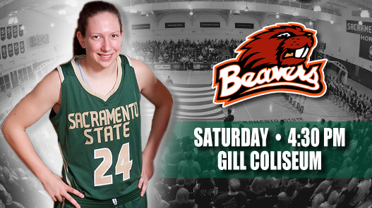 Women's Hoops Visits Oregon State Saturday