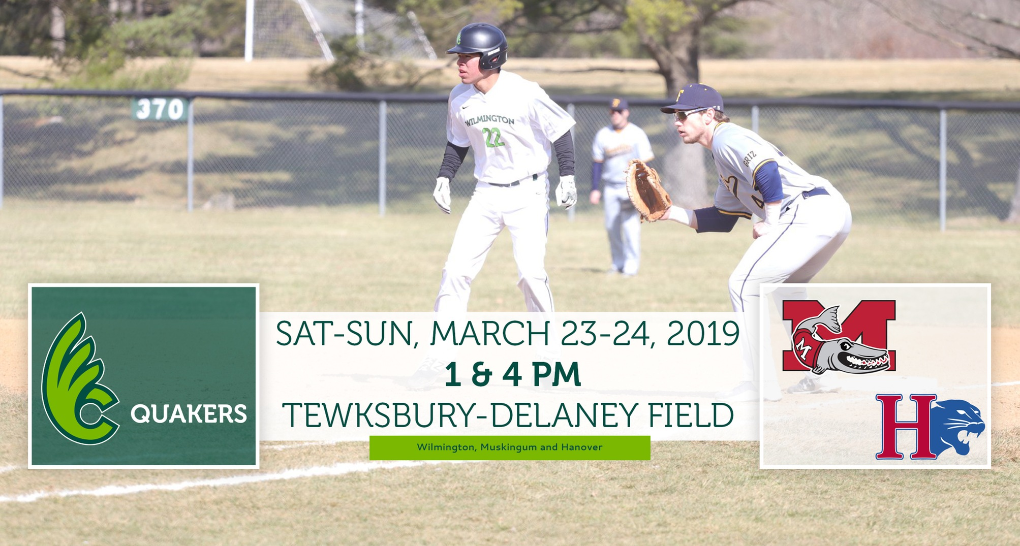 Baseball Hosting Pair of Doubleheaders This Weekend