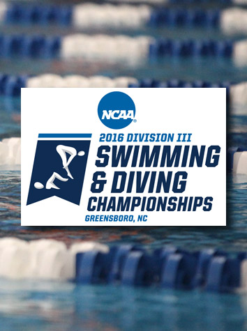 Emory & Henry's Michaela Nolte Invited To NCAA Division III Women's Swimming National Championships