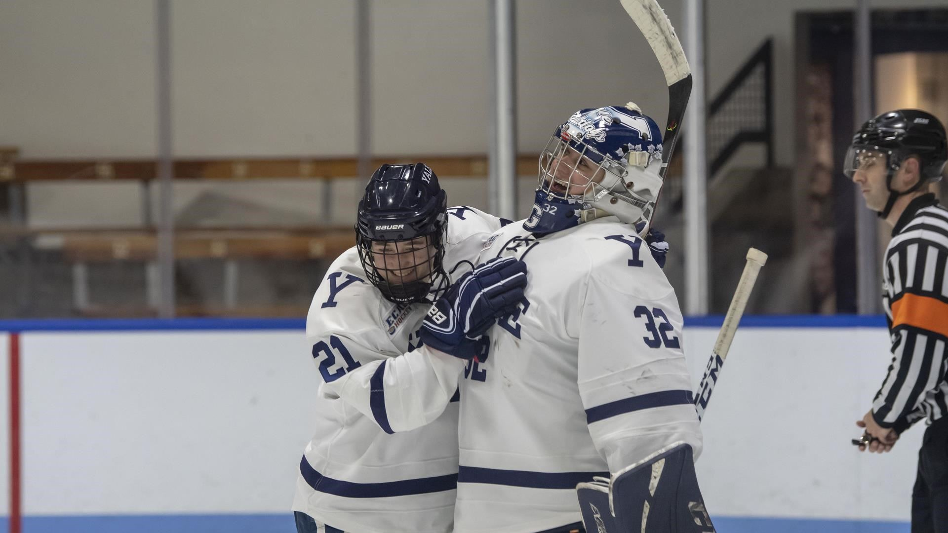 Yale Drops Road Game at RPI