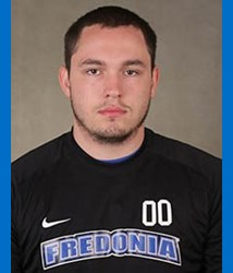 Ty Bentham, MSOC, DEF AOW, Fredonia