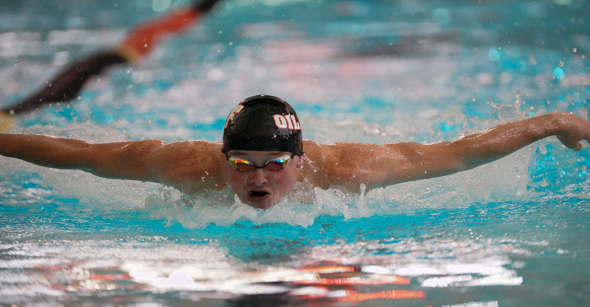 Oilers Outpace Ohio Wesleyan in Duals