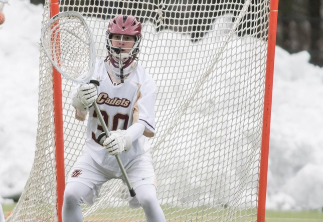 Men's Lacrosse: USM rallies late to best Norwich, 10-9