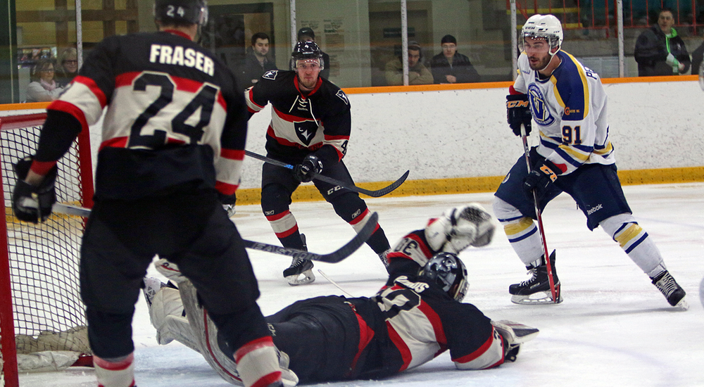 MHKY | Voyageurs Fall to Thunderwolves in OT