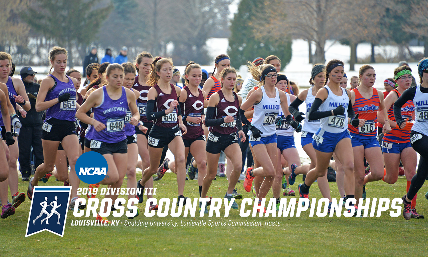 Both UChicago Cross Country Programs Qualify for 2019 NCAA Championships