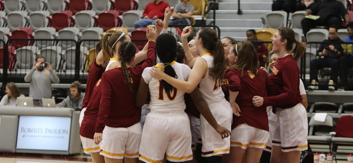 Video Feature: It's About Defense. CMS Women's Basketball Takes Great Pride In Stopping The SCIAC