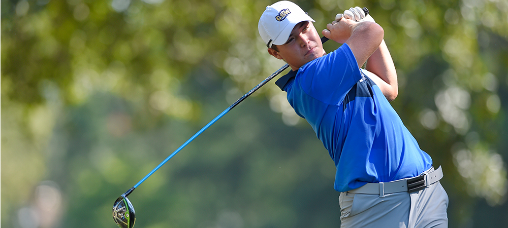 Norrman Leads GSW On First Day At AFLAC/Cougar Invitational