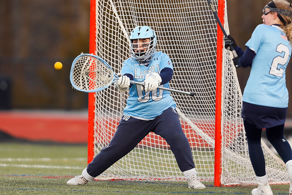 WLX: Lasell edged by Regis in GNAC nail biter