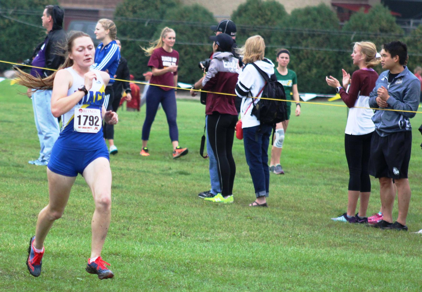 NIACC women compete at Loras Invitational Friday