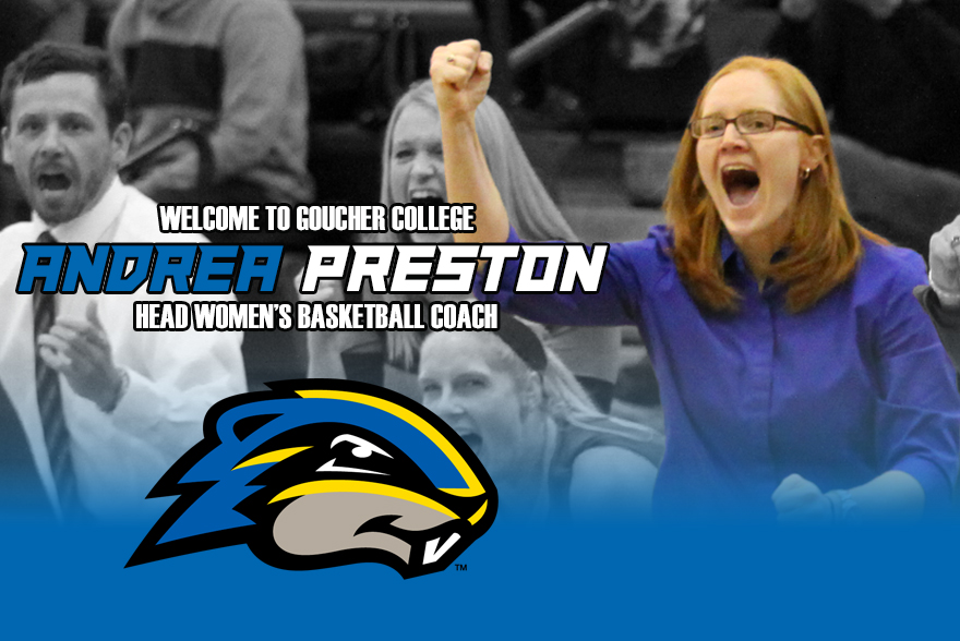Goucher College Appoints New Women's Basketball Coach