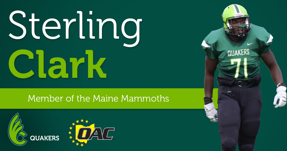 Football Alumnus Signs With Maine Mammoths