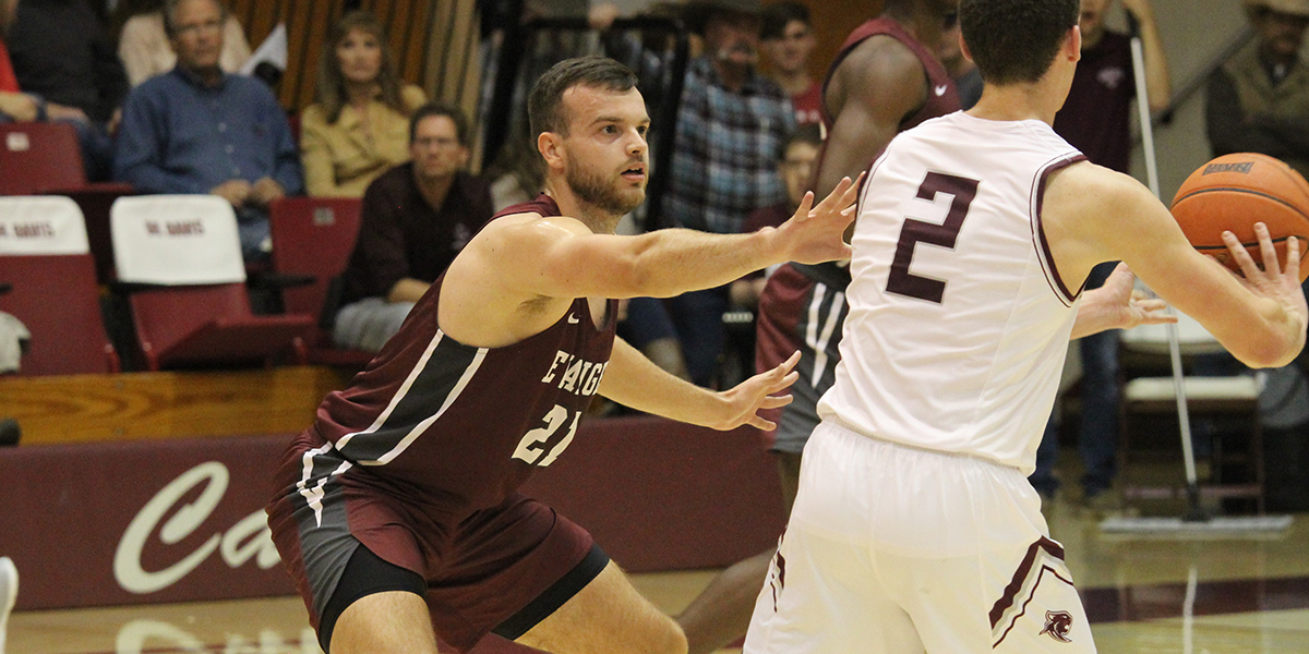Early Lead Slips Away for Evangel Men in Round 1 of Highway 65 Showdown at College of the Ozarks