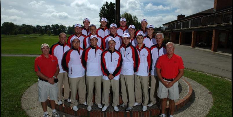 The Cardinals finished in 9th place over the weekend in the GLIAC South Invite...