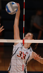 Volleyball to Wrap up Home Schedule This Weekend