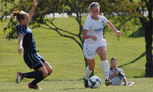 Hubbard scored the only goal of the match for Brevard