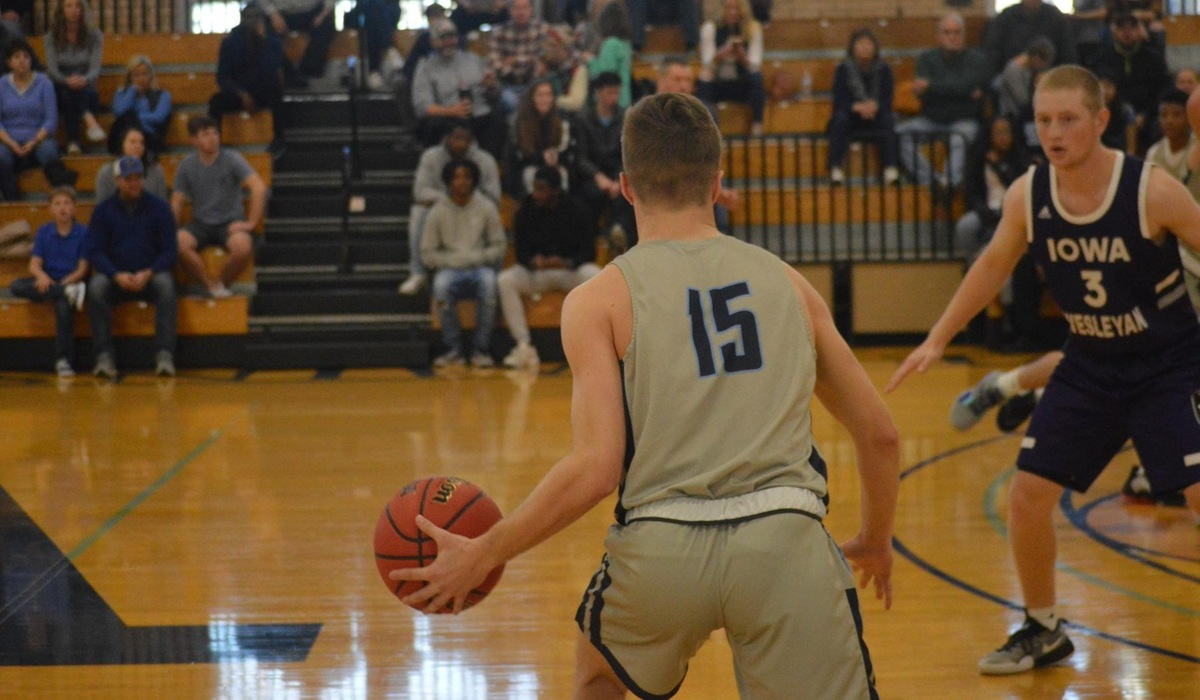 Westminster Men's Basketball Bested by Eureka
