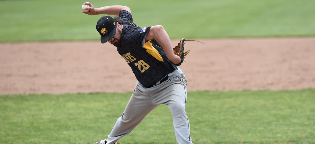 UMBC Baseball Hosts Binghamton in Final Home America East Series
