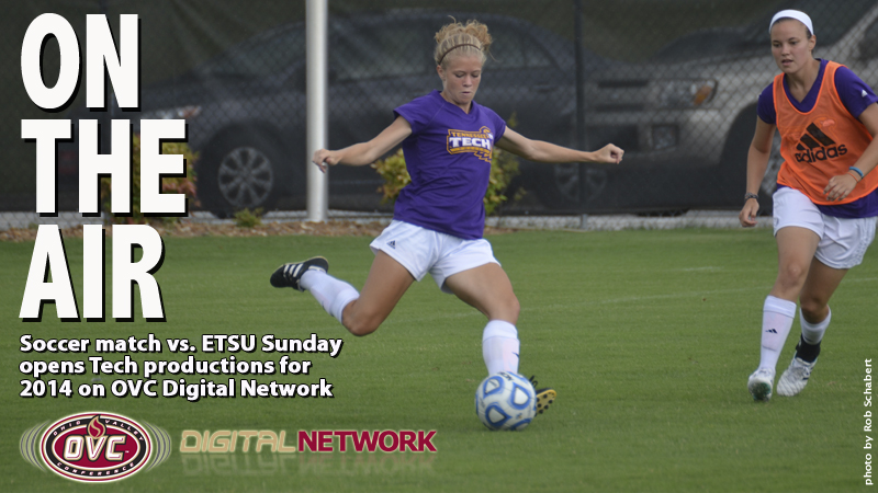OVC Digital Network heads into third year, Golden Eagle soccer opens Tech productions